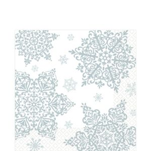 Shining Season Lunch Napkins 125ct