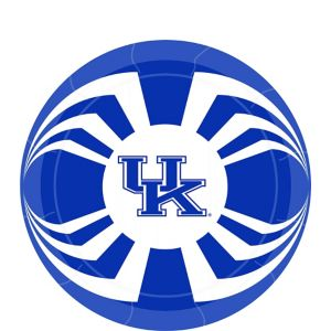 Kentucky Wildcats Dessert Plates 8ct
