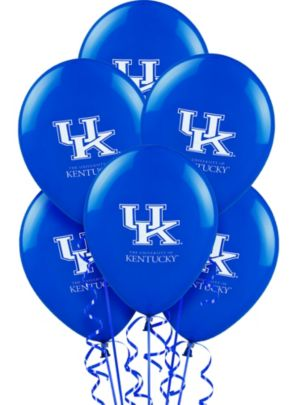 Kentucky Wildcats Balloons 10ct