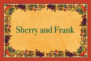 Custom Thanksgiving Medley Thank You Notes