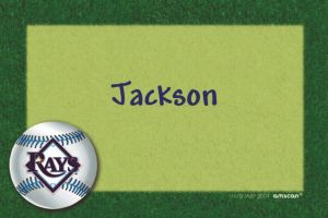 Custom Tampa Bay Rays Thank You Notes
