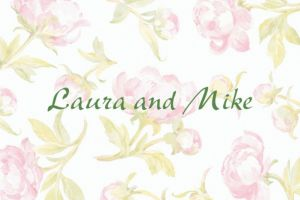 Custom Soft Peony Background Thank You Notes