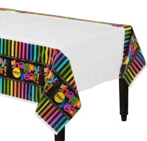 Bright New Year Table Covers 3ct