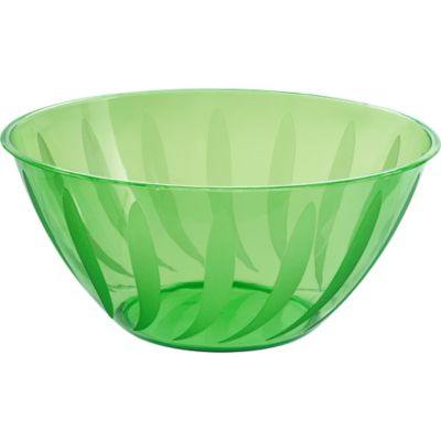 Kiwi Large Plastic Bowl