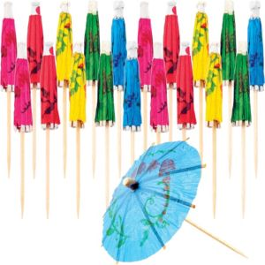 Cocktail Umbrella Picks 20ct