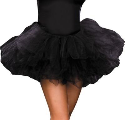 Adult Black Tutu Deluxe