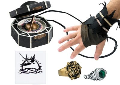 Captain Jack Sparrow Pirate Accessory Kit