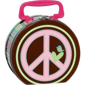 Hippie Chick Tin Box