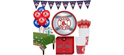 Boston Red Sox Super Party Kit