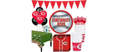 Cincinnati Reds Super Party Kit