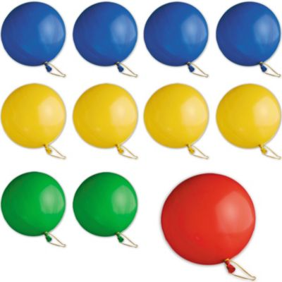 Punch Balloons 24ct