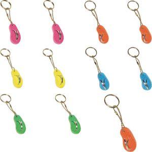 Flip Flop Keychains 48ct