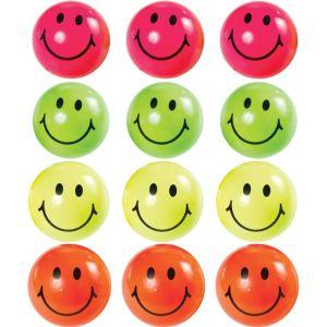Sponge Smile Balls 12ct