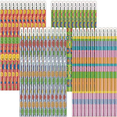 Metallic Groovy Pencils 72ct