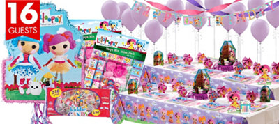 Lalaloopsy Party Supplies Ultimate Party Kit