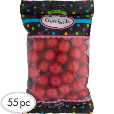 Red Gumballs 55pc