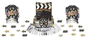 Clapboard Hollywood Table Decorating Kit 23pc