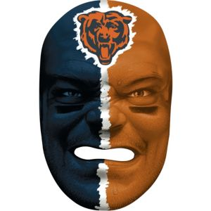 Chicago Bears Fan Face Mask