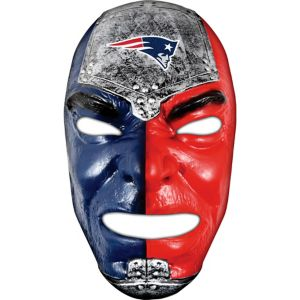 New England Patriots Fan Face Mask