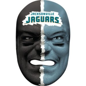 Jacksonville Jaguars Fan Face Mask