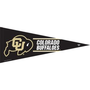 Colorado Buffaloes Pennant Flag
