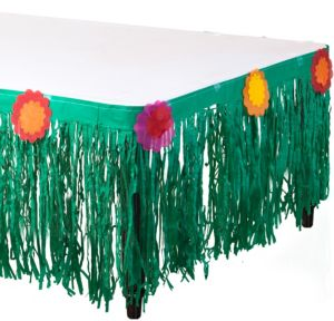 Fiesta Paper Table Skirt