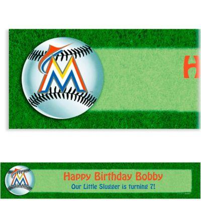 Miami Marlins Custom Banner 6ft