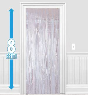 Iridescent Doorway Curtain