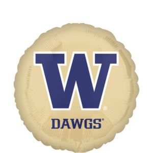 Washington Huskies Balloon