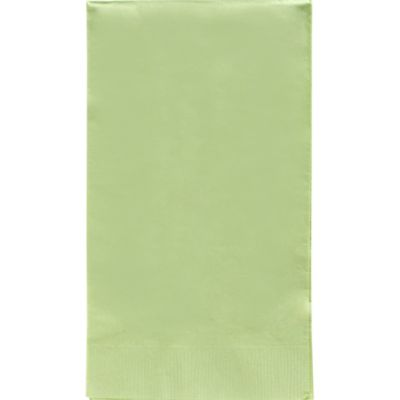 Leaf Green Guest Towels 40ct