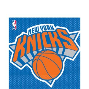 New York Knicks Lunch Napkins 16ct