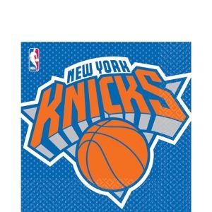 New York Knicks Lunch Napkins 16ct