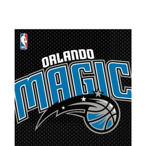 Orlando Magic Lunch Napkins 16ct