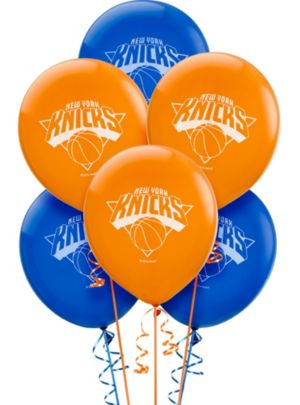 New York Knicks Balloons 6ct