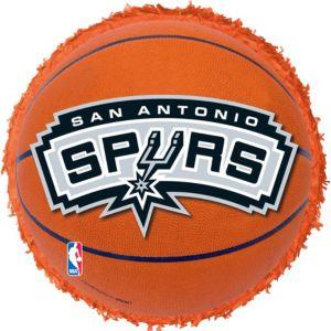 San Antonia Spurs Pinata 18in