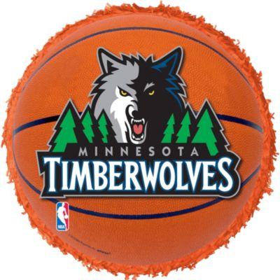 Minnesota Timberwolves Pinata