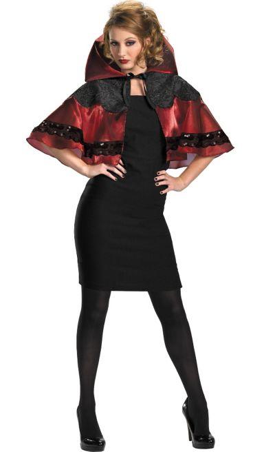 Adult Vampira Capelette