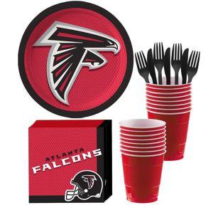 Atlanta Falcons Basic Party Kit for 18 Guests