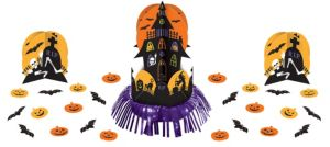 Haunted House Table Decorating Kit 27ct