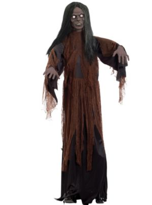 Standing Female Zombie Prop