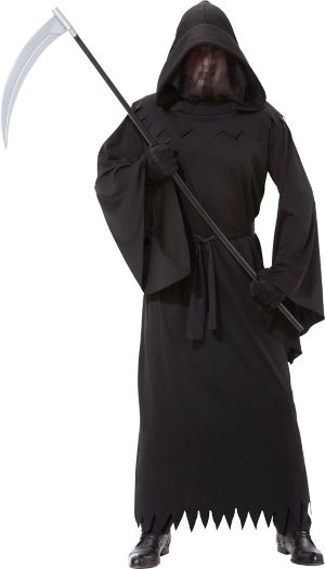 Adult Phantom of Darkness Costume