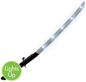 Light-Up Ninja Sword