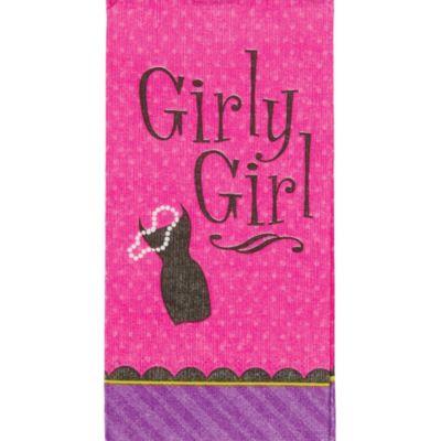 Girly Girl Facial Tissues 10ct