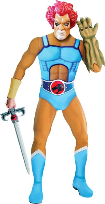 Adult Lion-O Costume Deluxe - ThunderCats