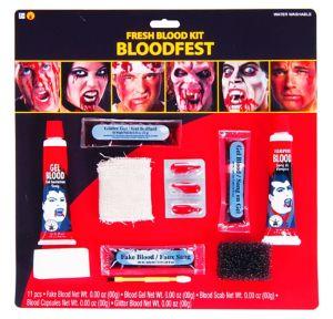 Deluxe Blood Makeup Kit