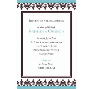 Custom Always & Forever Wedding Invitations