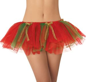 Adult Christmas Splendor Tutu