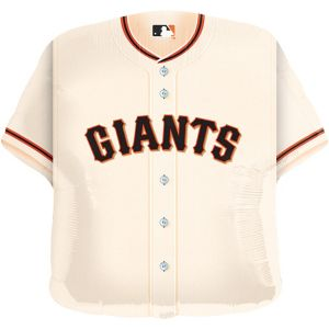 San Francisco Giants Balloon - Jersey