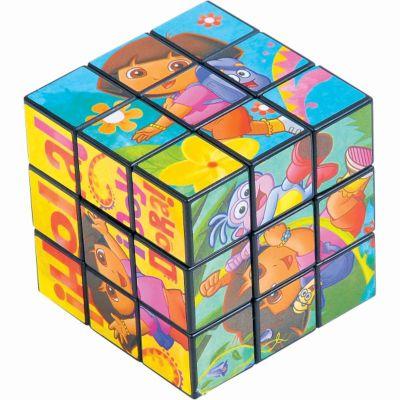 Dora the Explorer Puzzle Cube