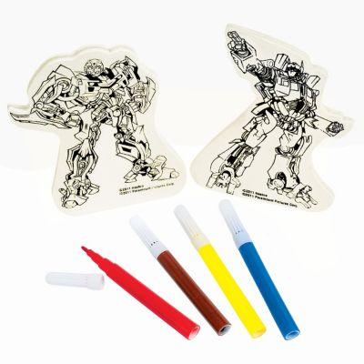 Transformers Wood Decorating Kit
